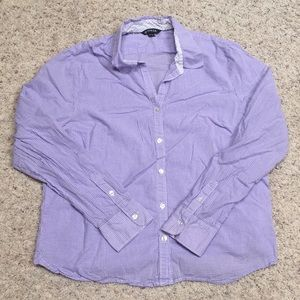 Women's XL 16/18 George button up blouse